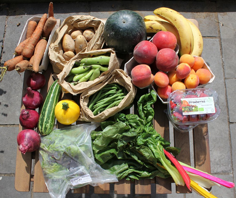 veg and fruit box overview