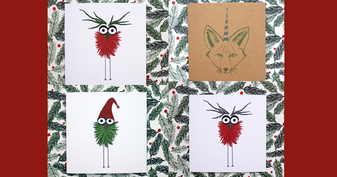 Christmas Greetings Cards