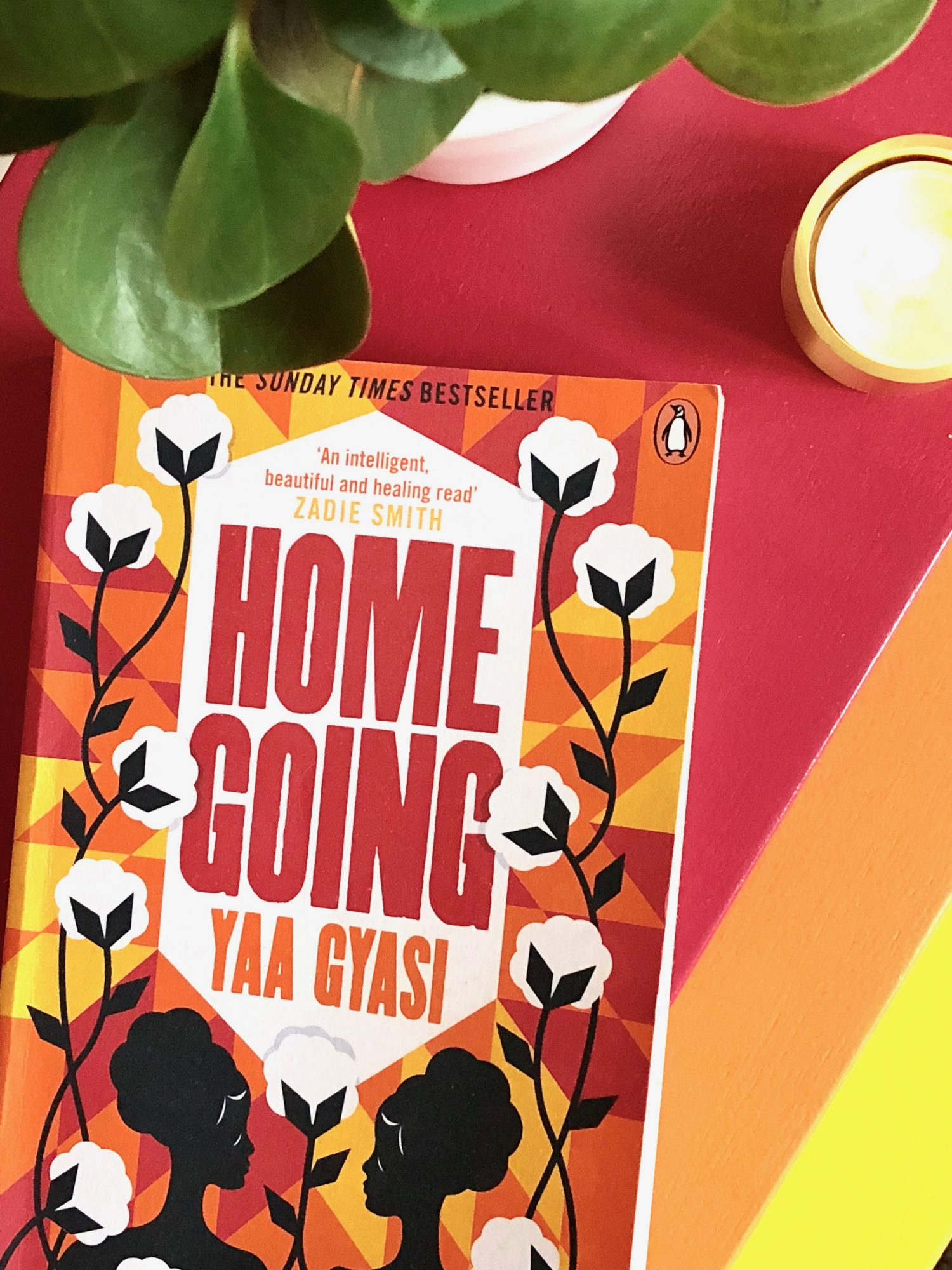2018-04-08 Homegoing Yaa Gyasi book review